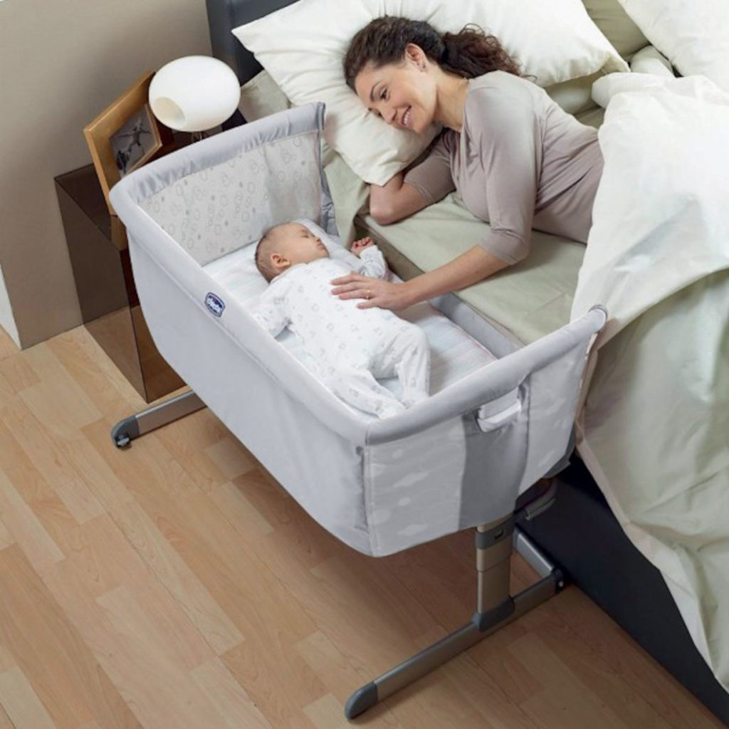 chicco bassinet next2me