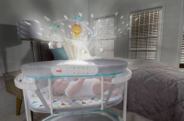 Fisher Price Soothing Motions Light